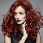 A red head model